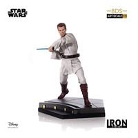 Iron Studios Star Wars Ep I Obi-Wan Kenobi BDS 1/10 Art Sc